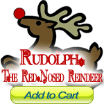 Add to Cart - Rudolph, The Red-Nosed Reindeer